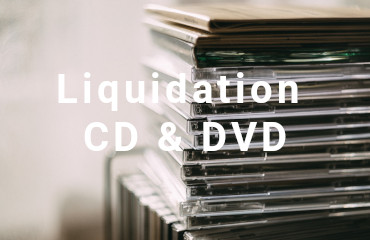 Liquidation CD & DVD