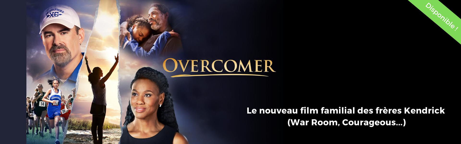 DVD Overcomer